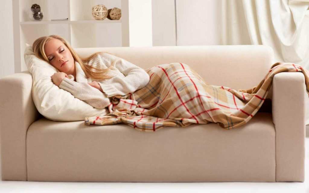 Avoid Naps during the Day