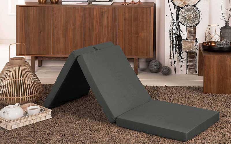 Beautissu Campix Folding Floor Mattress