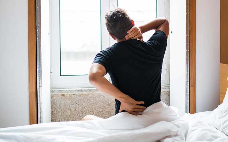 Can a Mattress Cause Hip Pain