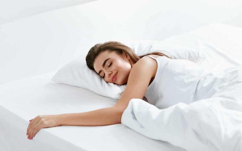 How does it feel to sleep on a memory foam mattress?