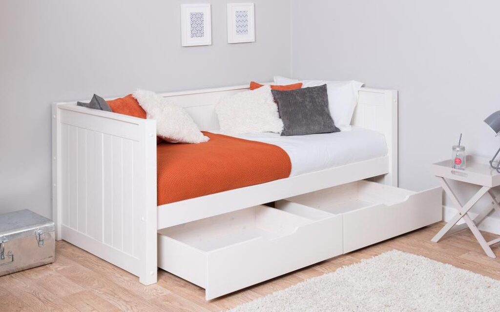 Stompa Mi Zone Wooden Day Bed