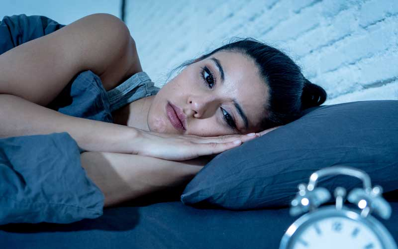 Why do I keep waking at night?