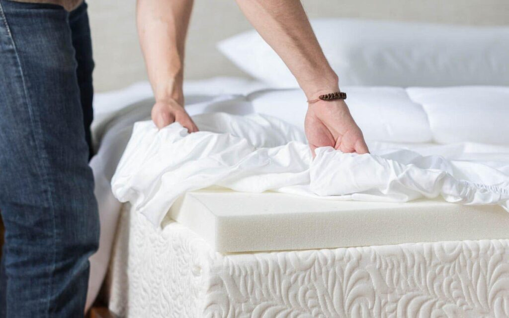 What type of mattress toppers is better