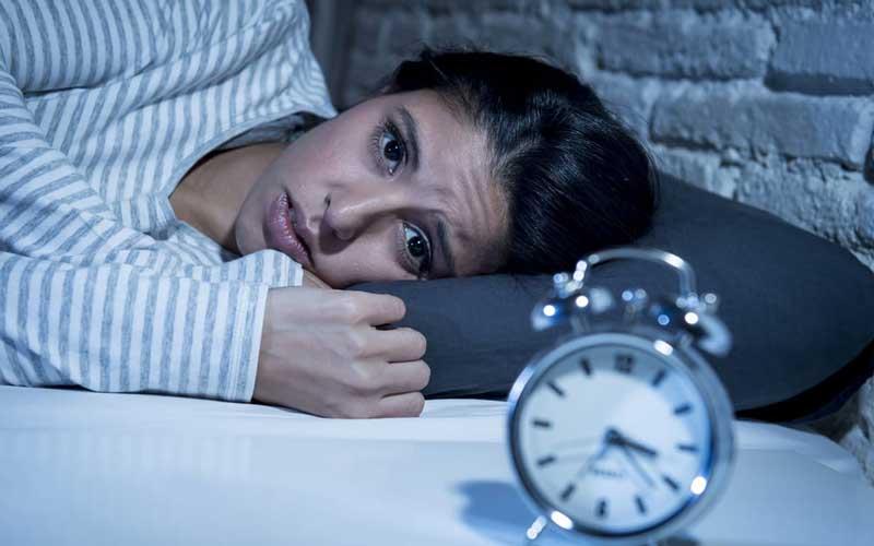 sleep anxiety