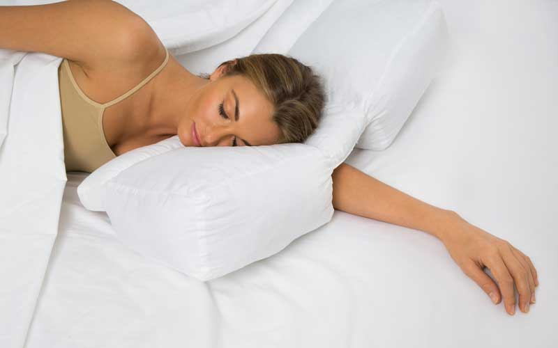 What firmness is best for stomach sleepers?