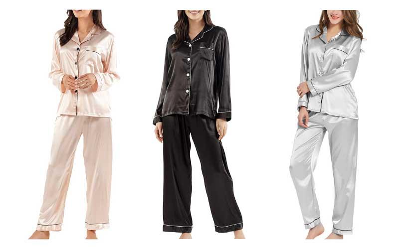 GAESHOW Ladies Pyjamas Set