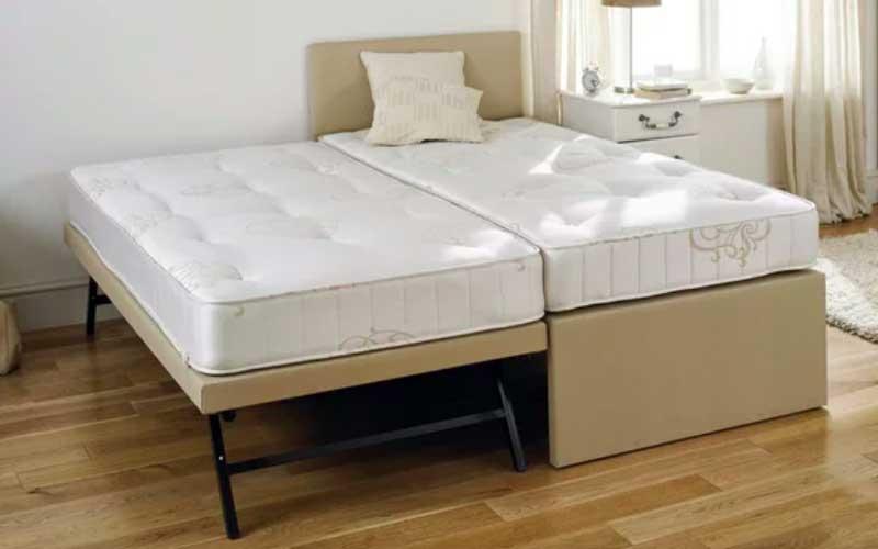 Hypnos Trio Bed