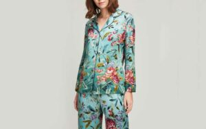 best silk pyjamas
