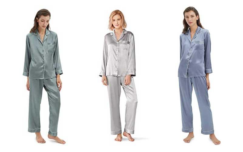 SIORO Women Pajamas Set