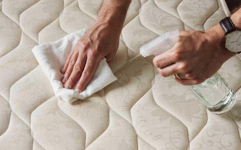 how to clean a mattress