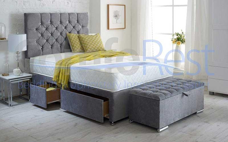 ComfoRest Complete Divan Bed Set