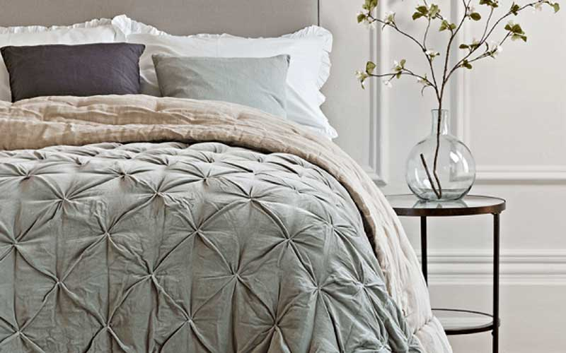 What is a bedspread?