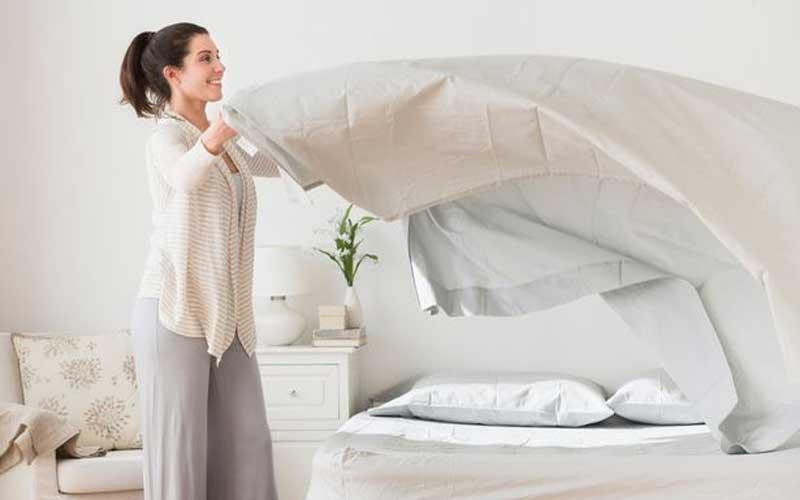 buy new sheets