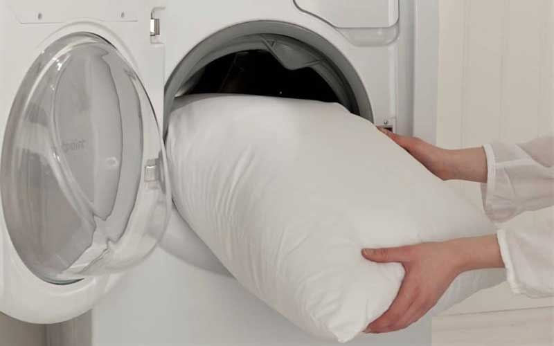 Can I wash my orthopaedic pillow?