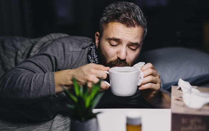 benefits of tea before bedtime