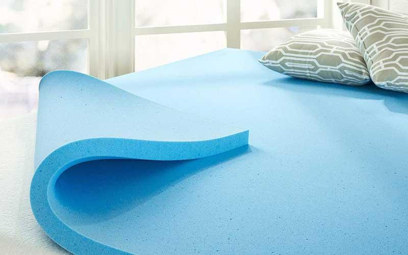 What's a gel mattress?