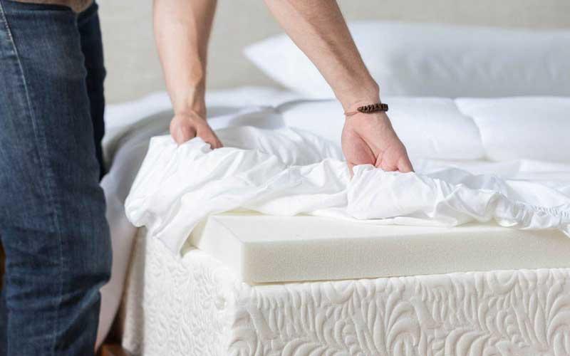 best bamboo mattress topper