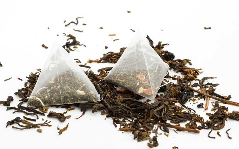 Loose tea or tea bags
