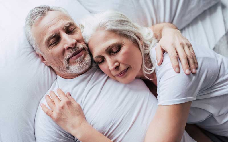 Older people snore more