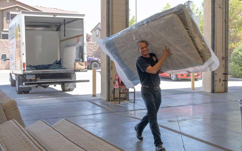 mattress disposal service