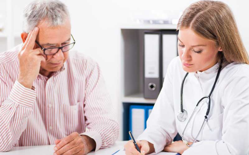 When should you talk to a doctor?