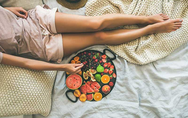 How does nutrition affect sleep?