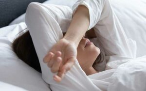 How is mental health related to sleep?