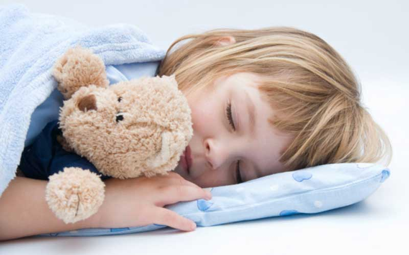 Is it normal for kids to take naps?