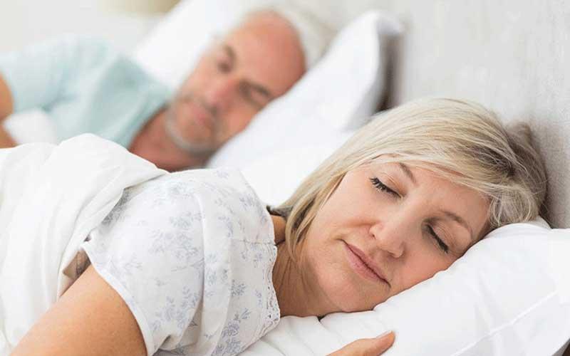 How many hours of sleep do seniors need?