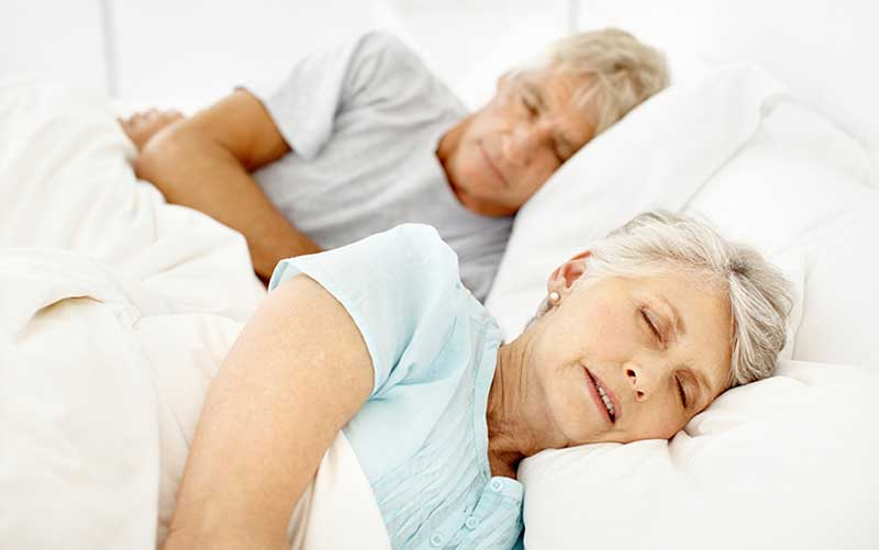 Why does ageing affect sleep?