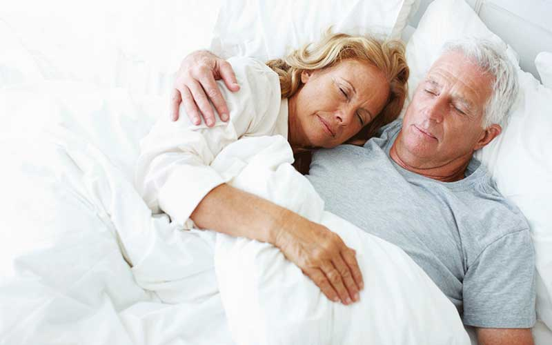 How to sleep safely if you're a senior?