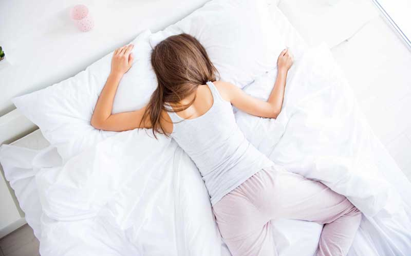 best firmness for stomach sleepers