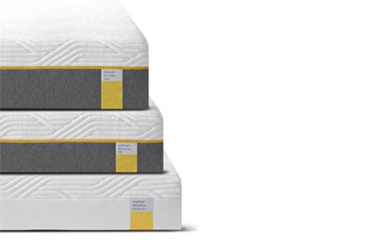 Different mattress thickness options