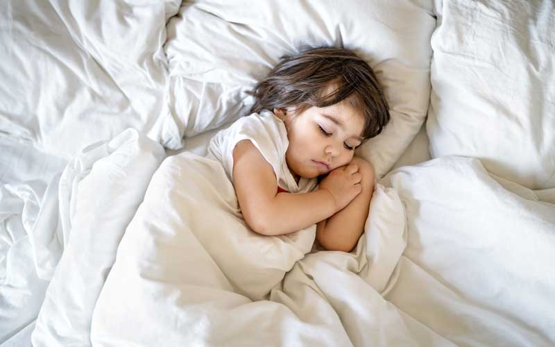Are pillows safe for toddlers?