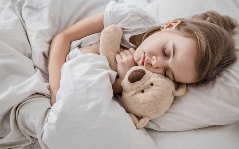 10 Sleep Tips for Children