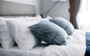 best pillow type for each sleeping position