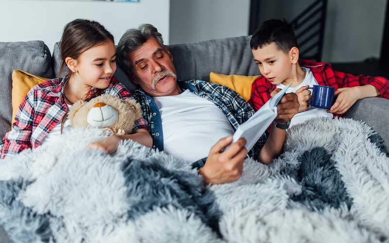 Tips to improve your child's sleep