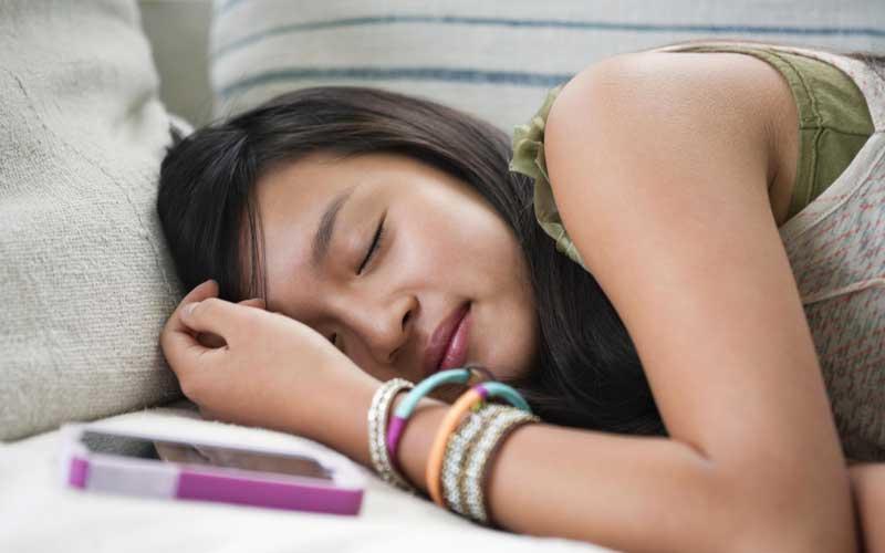 Sleep advice for Teenagers