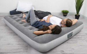 sleep on an air mattress every night