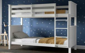 What types of bunk beds are there?