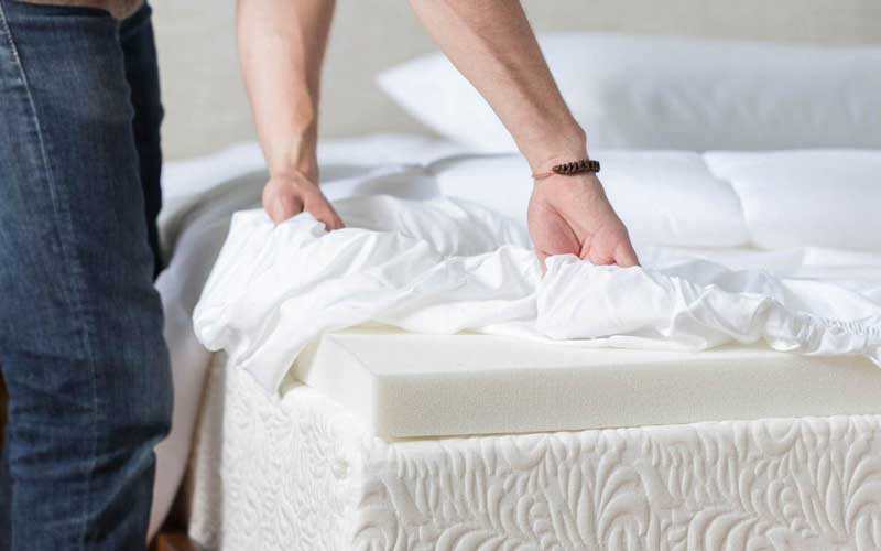When should you replace your mattress topper?